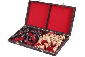 folding roman chess set