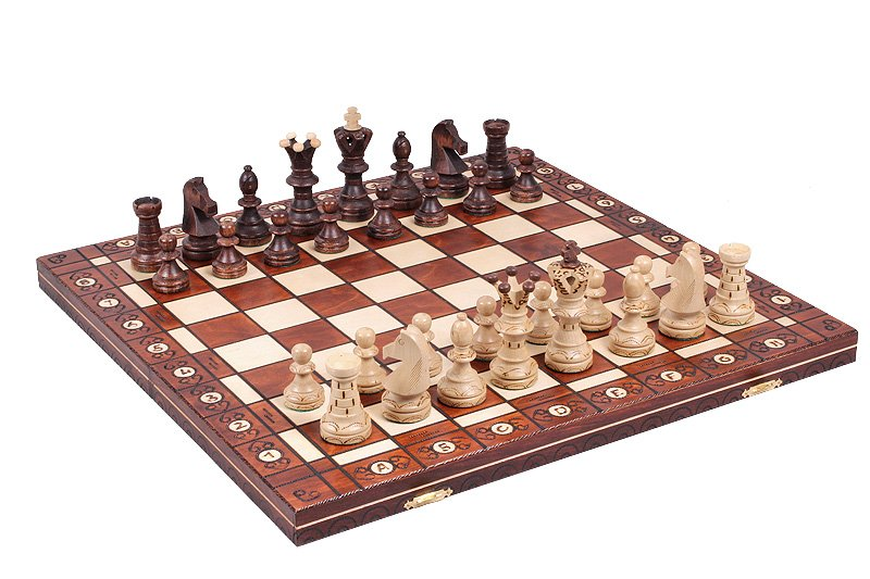 Chess Set Ambassador