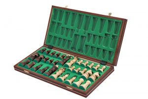 handmade Chess Set Ambassador