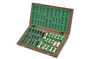 18 inch chess set handmade