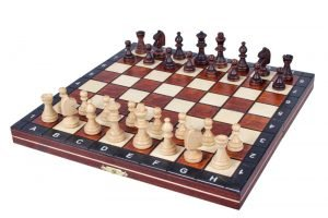 Magnetische Schachspiele