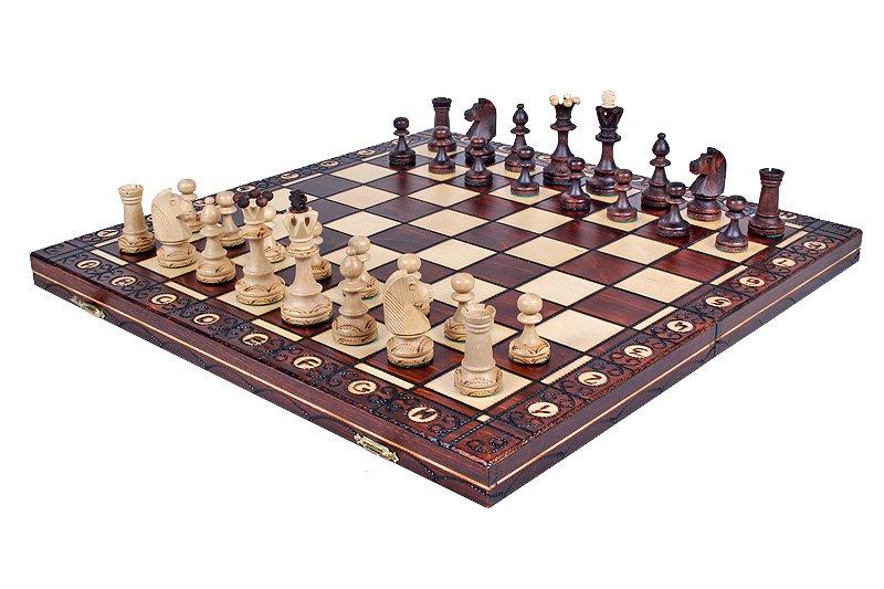 Schachspiel Senator