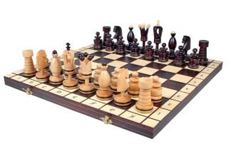 gothic chess set