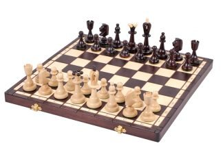 16 inch chess set