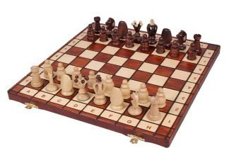 17 inch chess set