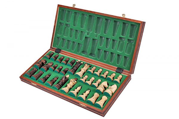 large royal chess set