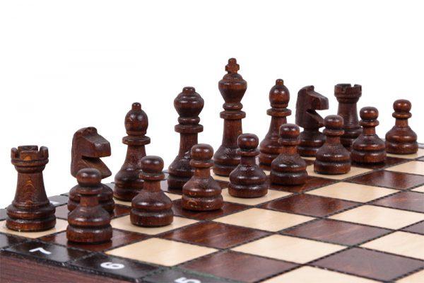 school chess set 11 inch