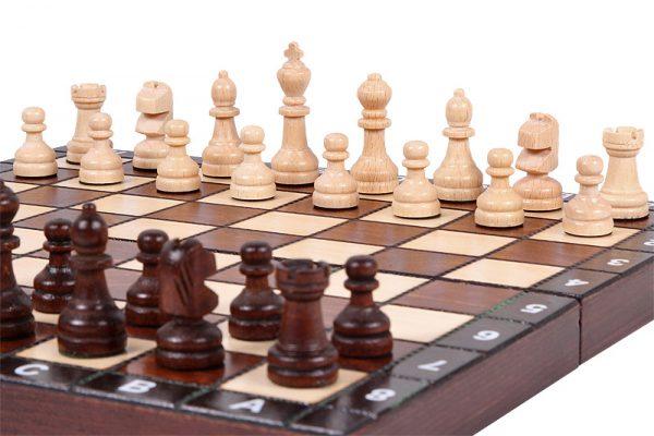 11 inch school chess set