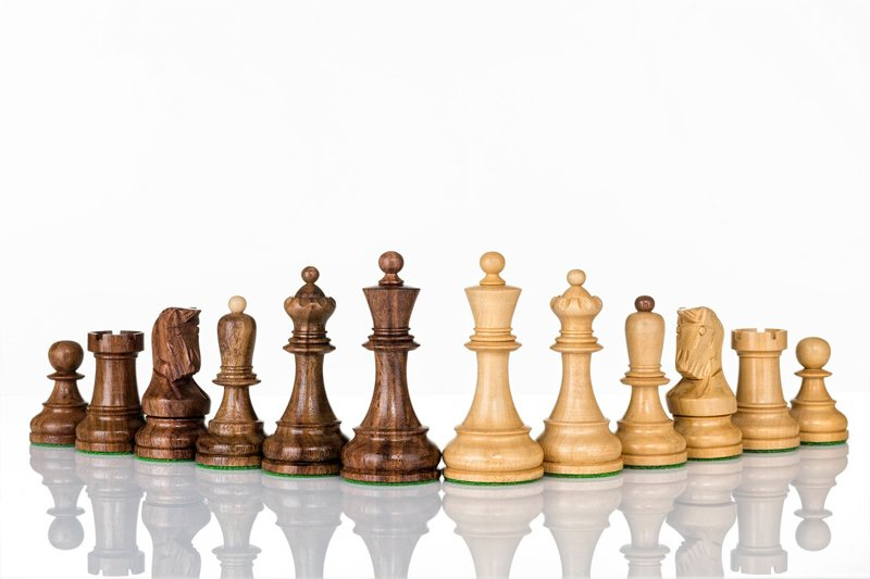 royal chess pieces