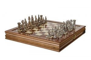luxury chess set