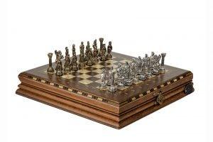 Schachspiel Luxus Antique