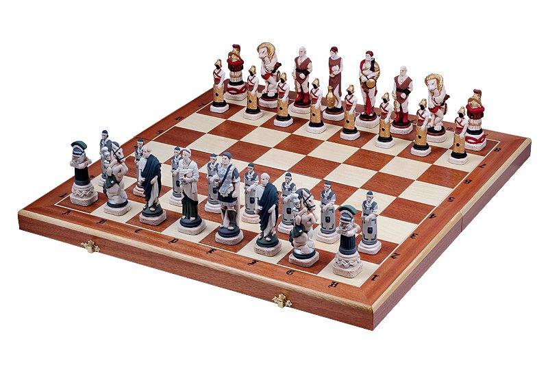 spartacus chess set