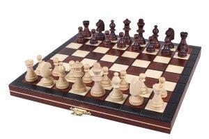 magnetic mini chess