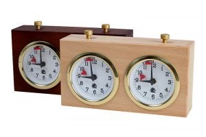 chess clocks without stand