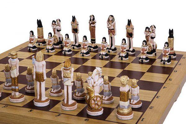 folding egypt chess