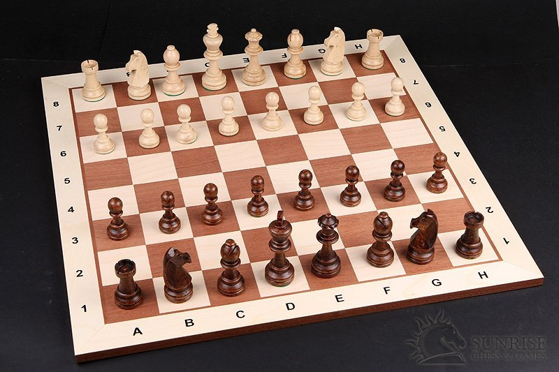 No6-mahogany_sycamore-light-border_notation-chessmen-1