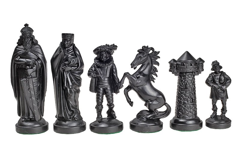 Thematische Schachfiguren