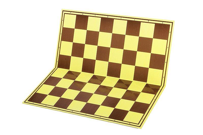 cardboard chessboard