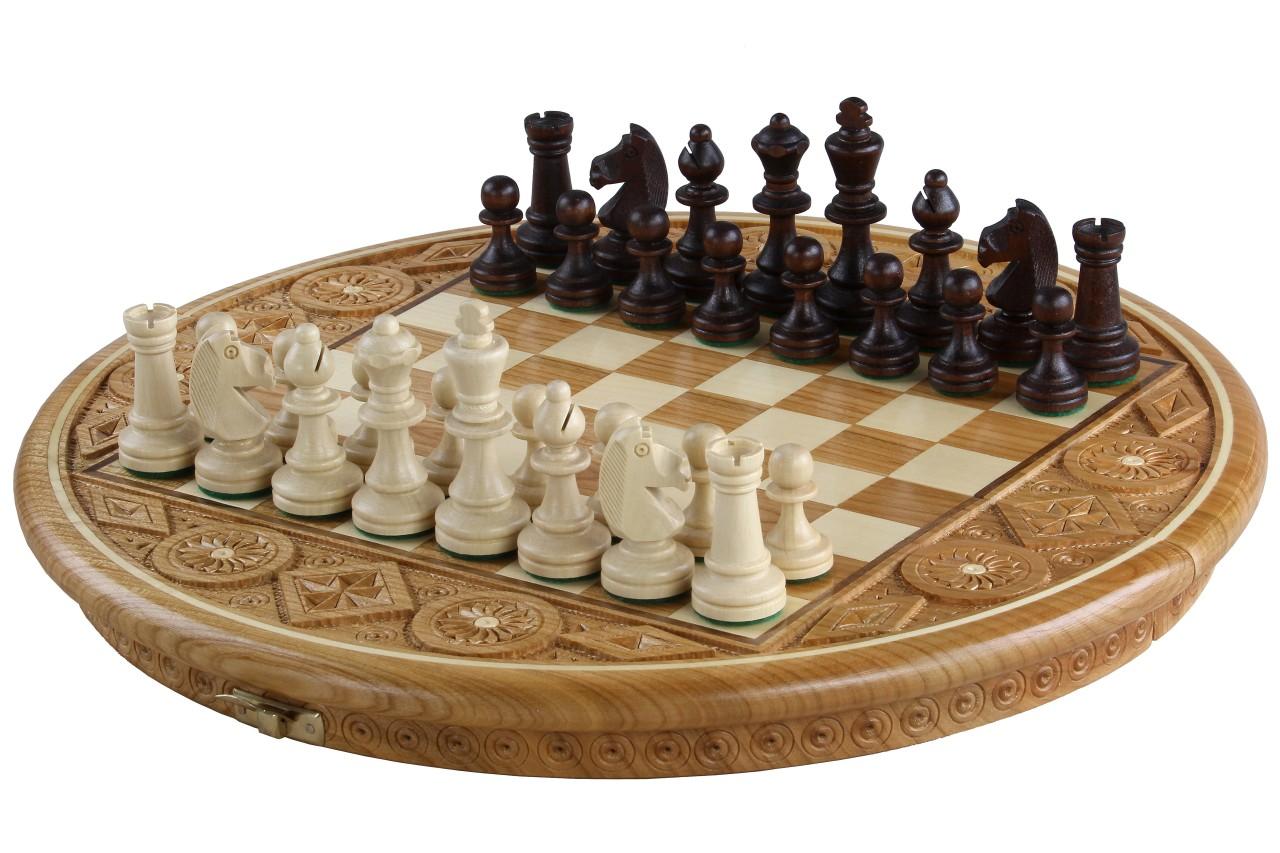Rubin chess set