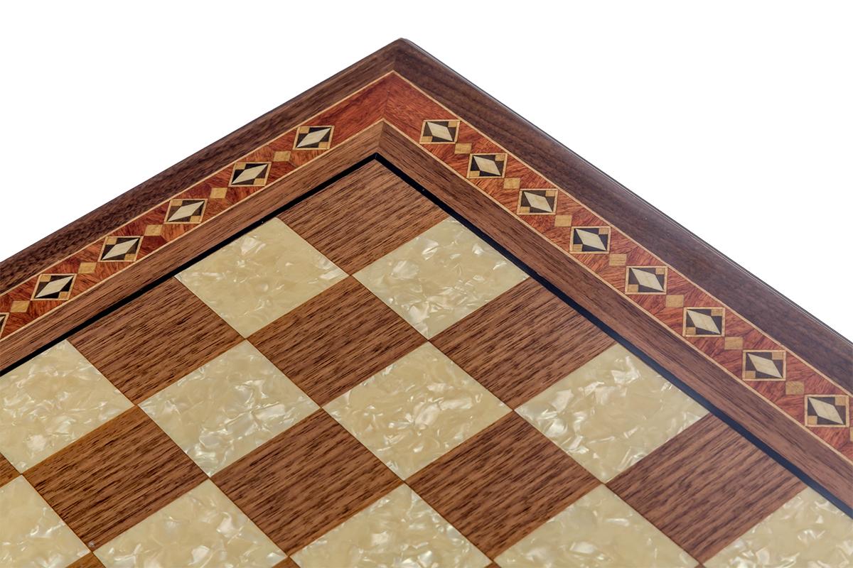 antique chessboard
