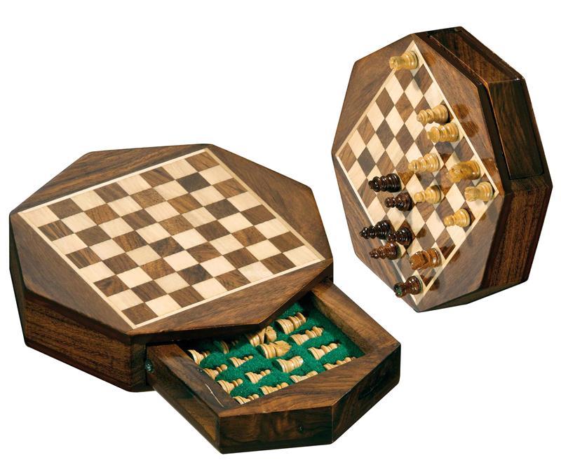 Schachspiele Octagon